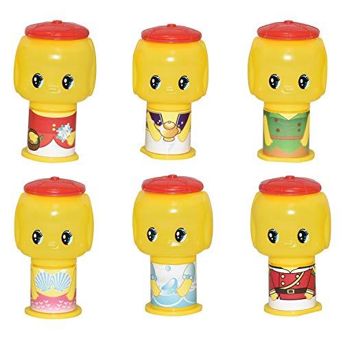 フエキ のり フエキくんグルー 限定 6種類入り 童話バージョン GD6K4-AM