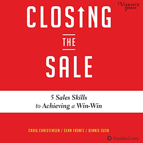 Closing the Sale cover art