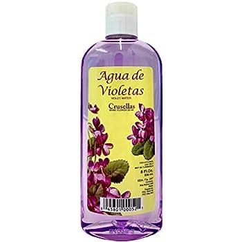 agua de violetas