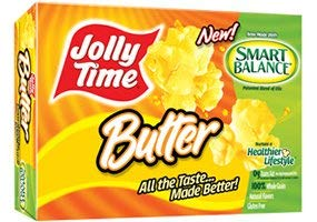 Great Features Of Jolly Time Microwave Popcorn Butter (Pack of 6)