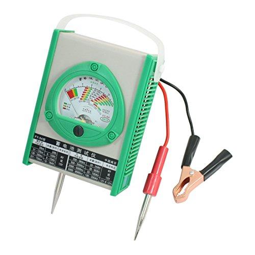 2V / 6V / 12V batteria al piombo tensione di carica analogico Checker Tester
