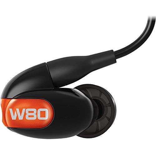 Westone ウェストン W80 ユニバーサルイヤホン MMCX 有線&Bluetoothケーブル 同梱 8バランスドアーマチュアドライバ IEM WST-W80-2019 デザイン