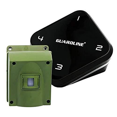 Guardline 1/4-Mile Long Range Wireless Driveway Alarm $76.49 (Was $209)