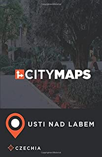City Maps Usti nad Labem Czechia