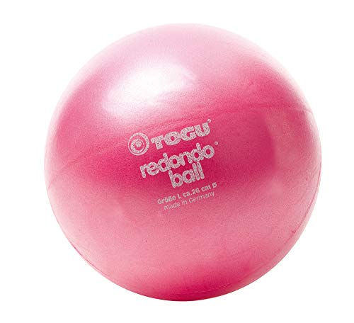 TOGU Redondo Ball 26 cm Perfect for Posture, Balance, Core, Yoga, Pilates, Barre, Stretching, Physical Therapy and Rehab