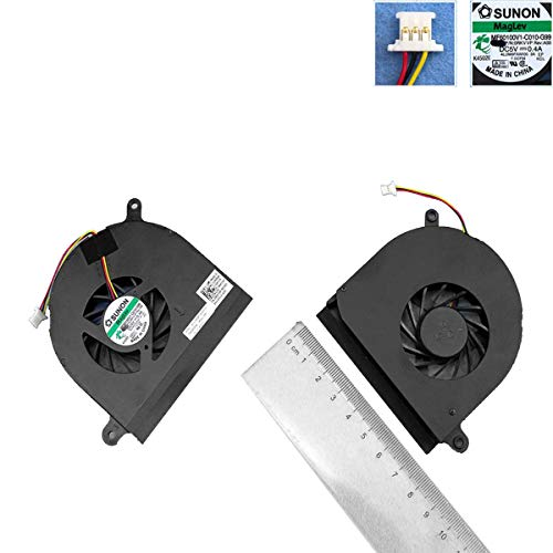 Laptop Replacement CPU Cooling Fan for DELL Insipiron 17R N7010(OEM)