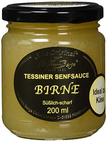 Tess. Birnen-Senfsauce 200 ml