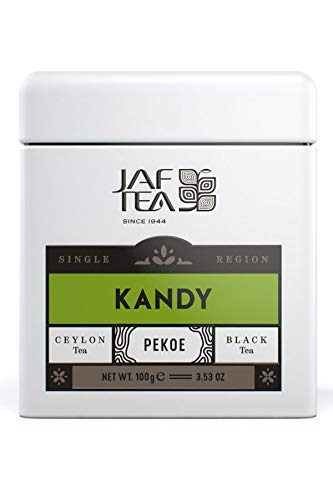 JAF TEA Single Region - Kandy Pekoe - Dose