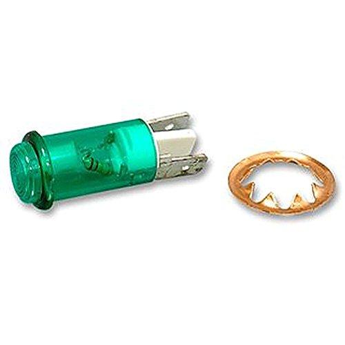 NEON Indikator grün Lampen Indikatoren–Neon
