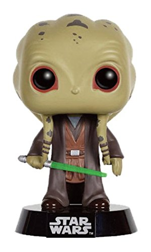 Funko - Figurine Star Wars - Kit Fisto Exclu Pop 10cm - 0849803085544