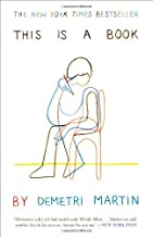 [Demetri Martin] This is a Book - Paperback