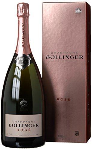 Bollinger Rosé Magnum mit Geschenkverpackung (1 x 1.5 l)