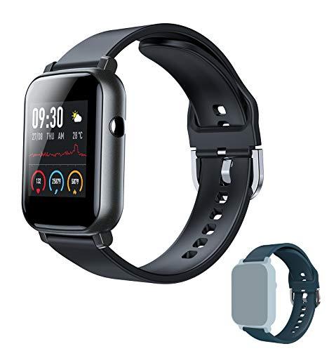 Smart Watch, Touch Screen da 1,3 Pollici, con Cardiofrequenzimetro