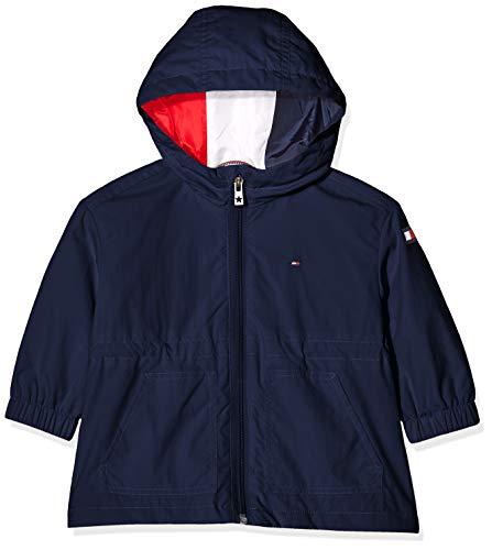 Tommy Hilfiger Essential Packable Nylon Jacket Chaqueta, Azul (Blue Cbk), Talla única...