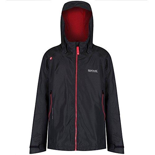 Regatta Boys & Girls Allcrest II Waterproof Breathable Rain Jacket