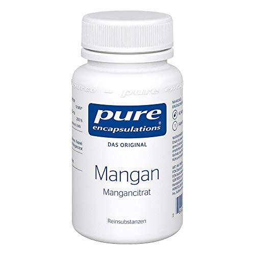 Pure Encapsulations Mangan 60 Kapseln