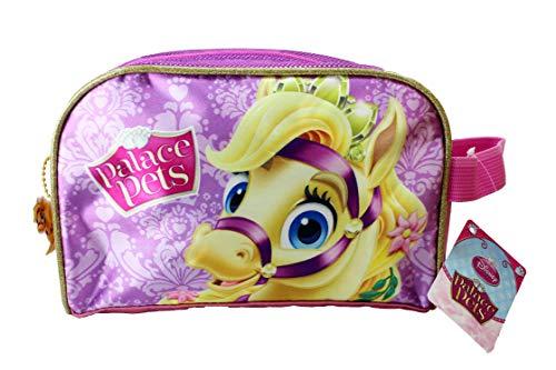 Disney Princess Palace Pets Rapunzel's Pony Blondie roze etui toilettas