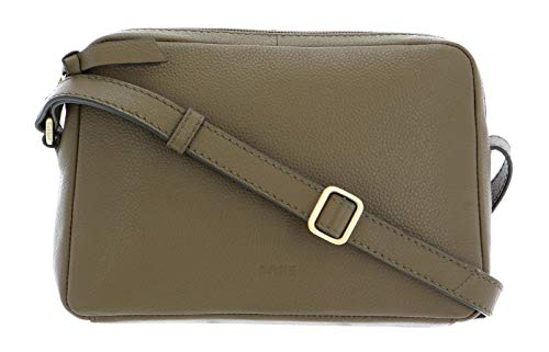 BREE Cary 10 Cross Schultertasche M 23 cm olive