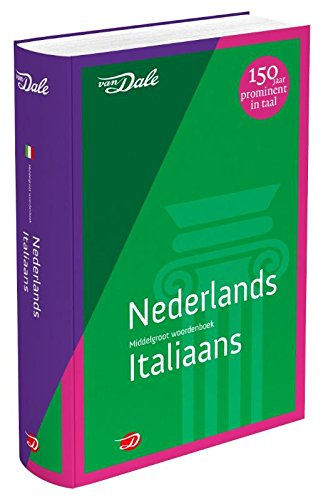 Van Dale middelgroot woordenboek Nederlands-Italiaans: Neerlandese Italiano