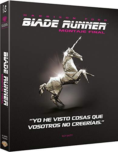 Blade Runner Montaje Final (Edición Especial 2 Discos) Bluray Iconic [Blu-ray]