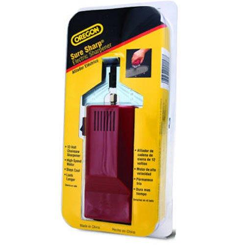 Oregon 30846 12-Volt Sure Sharp Chain Saw Sharpener
