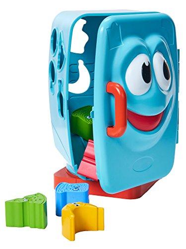 Tomy Kalli der koelkast, grappig speelgoed voor kinderen, met verschillende vormen en kleuren, voor kinderen vanaf 4 jaar