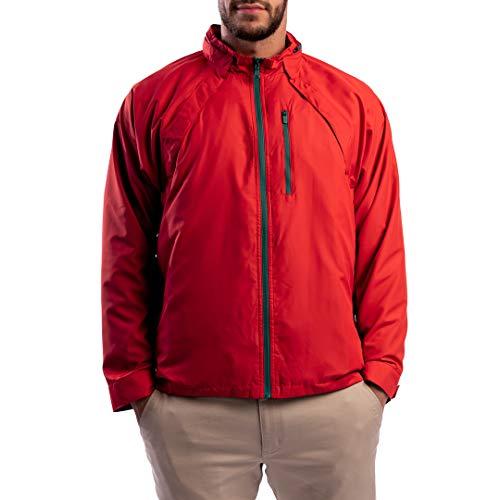 SCOTTeVEST Men's Tropiformer Travel Jacket | 22 Pockets | Anti-Pickpocket