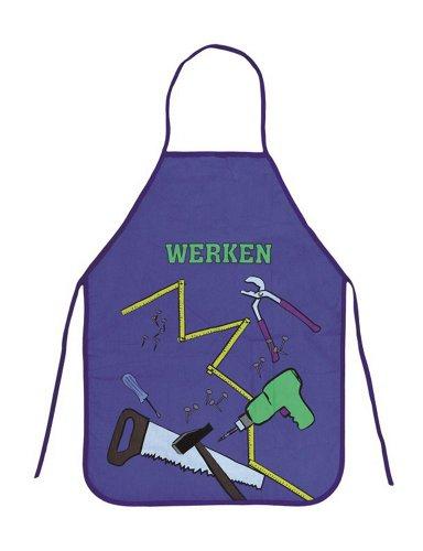 Kinder Werkenschürze Malschürze Bastelschürze / Grösse 45 x 60 cm