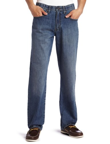 Lee Men's Big & Tall Premium Select Custom Fit Loose Straight Leg Jean, Drifter, 50W x 30L