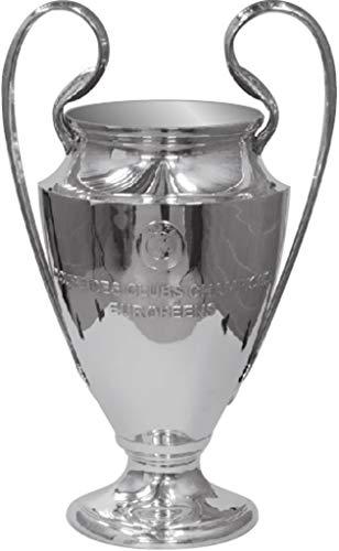 UEFA Pokalreplika CL 80 mm- Freistehend, silber, UEFA-CL-80,