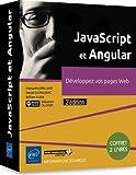JavaScript et Angular - Développez vos pages Web (2e édition)