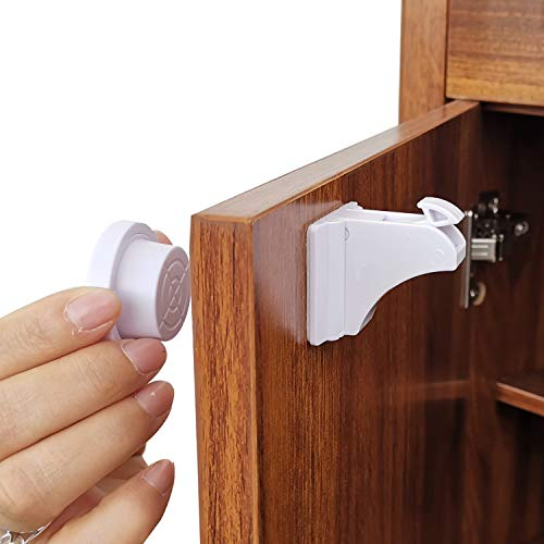 TUSUNNY Child Safety Magnetic Cabinet Locks