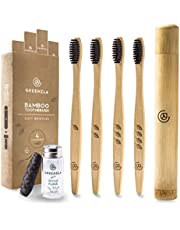 Greenzla Bamboo Toothbrushes