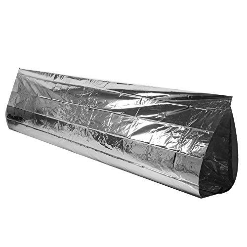 Notfall-Thermozelt, Notfallzeltdecke Schlafsack Survival Reflective Waterproof Shelter im Freien
