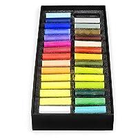 Royal Talens Rembrandt ソフトパステル - ハーフレングス - プロのアーティスト品質 - 30色の一般的な選択