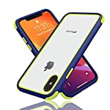 Geestyle Cover Compatibile con iPhone X, iPhone XS, iPhone 10, Silicone in TPU, Sottile...