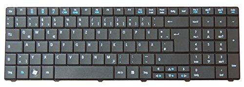 NExpert Orig. QWERTZ Tastatur für Acer Travelmate 5742 5742G 5742Z 5742ZG Schwarz DE NEU