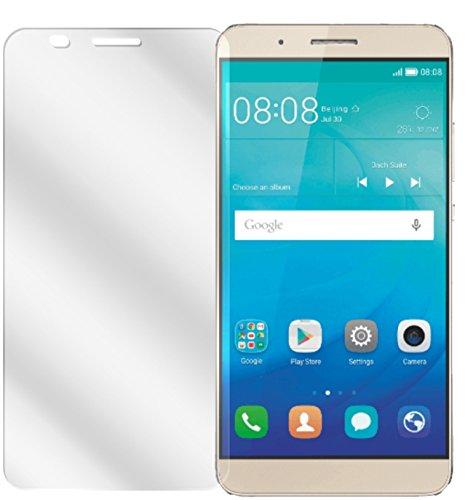 dipos I 2X Schutzfolie klar kompatibel mit Huawei ShotX Folie Bildschirmschutzfolie