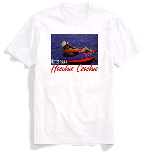 Hoochie Coochie Shirt Men Active Funny Graphic O Neck T Shirts Country Music Tees Novelty Short-Sleeve