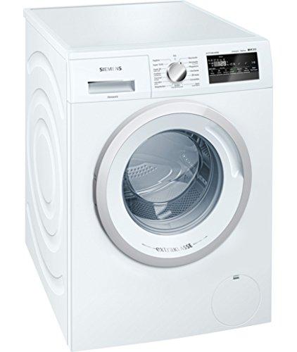 Siemens WM14N290 Independiente Carga frontal 7kg 1400RPM A+++-10% Blanco - Lavadora (Independiente, Carga frontal, Blanco, Izquierda, LED, 180°)