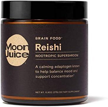 Moon Juice Reishi Super Mushroom Extract Powerful Organic Nootropic product image