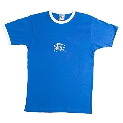 5d0d018bb92 Old School Football Birmingham City 1970s Retro Football T-shirt