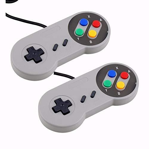 Link-e - 2 X mando, controlador de jueago, compatible con la consola...