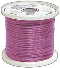 Pyramid Pyle Rsw18500 18 Ga 500' Spool Car Audio Translucent Purple Speaker Wire