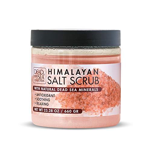 Dead Sea Collection Mineral Salt Scrub with Himalayan Salt 23.98 oz.