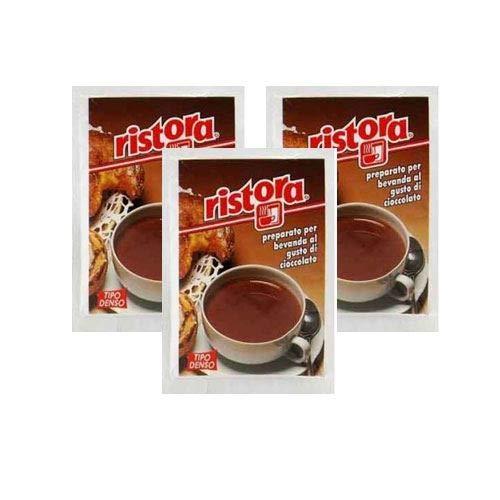 50 Bustine Preparato Per Bevanda Al Gusto Di Cioccolato Ristora