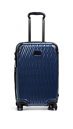 TUMI - Latitude International Carry-On - 22-Inch Hardside Luggage for Men and Women - Navy