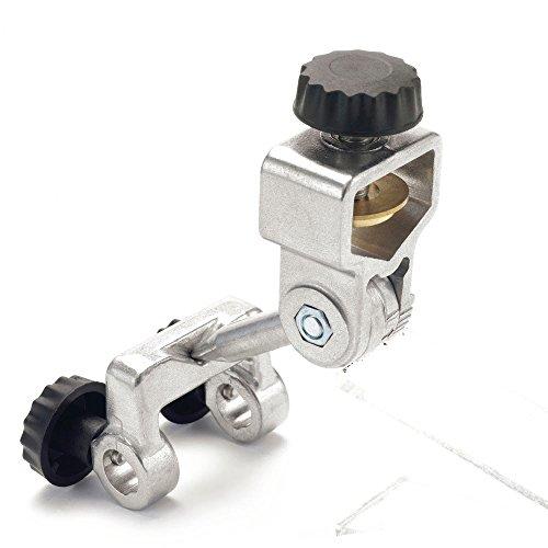 Record Power WG250/A Vorrichtung für Schalendrehröhren, Schnitzhohleisen und Geissfüsse für Nasschleifmaschine WG250