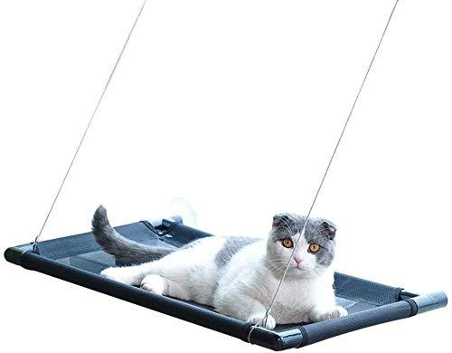 Hamaca para ventana de gato la más segura cama para gato grande