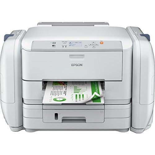 Epson Workforce PRO WF-R5190DTW Stampante a Getto d'inchiostro Colore 4800 x 1200 DPI A4 Wi-Fi